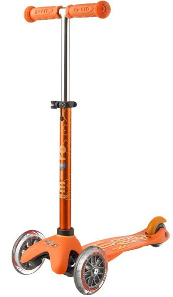 Mini Deluxe Scooter - Orange