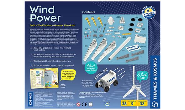 Wind Power Science Kit