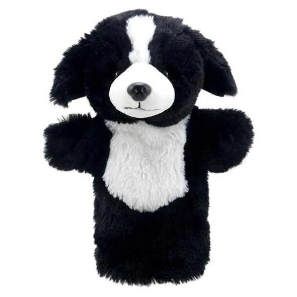 Border Collie Puppet Buddy