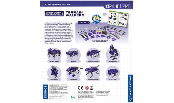 Terrain Walkers STEAM Kit