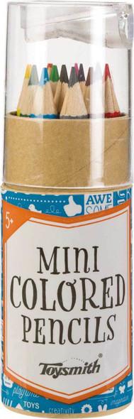 Mini Colored Pencils