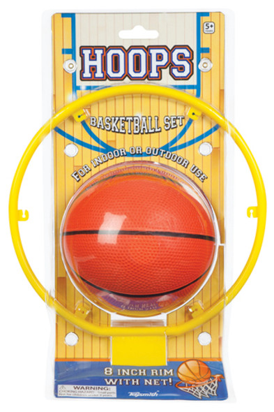 Indoor/Outdoor Basketball Set