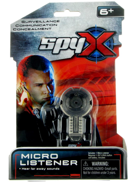 Spy Micro Listener