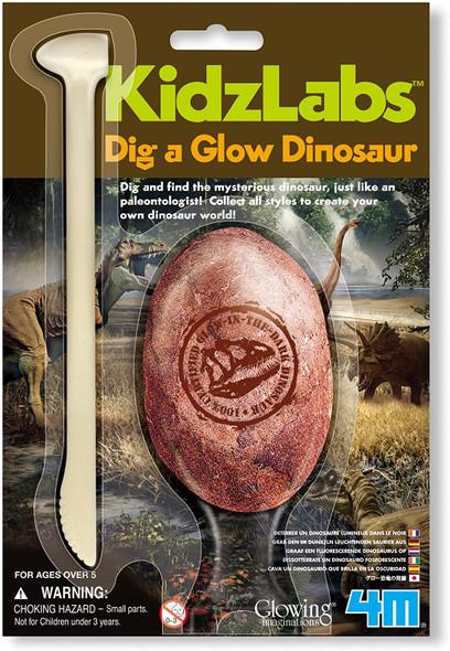 Dig-A-Glow Dinosaur