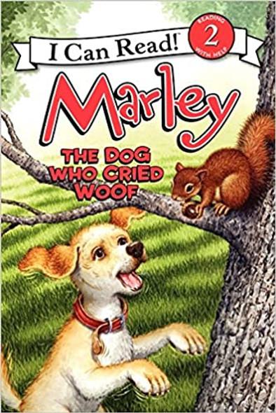 Marley The Dog Who Cried Woof