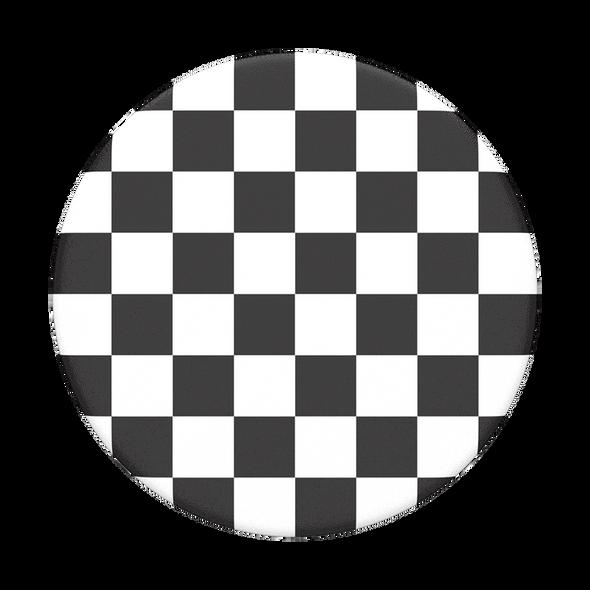 PopSocket: Checker Black
