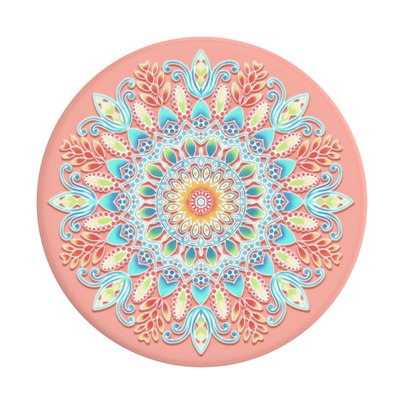 PopSocket: Sorbet Mandala