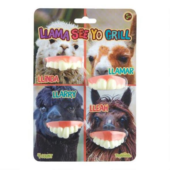 Llama See Yo Grill