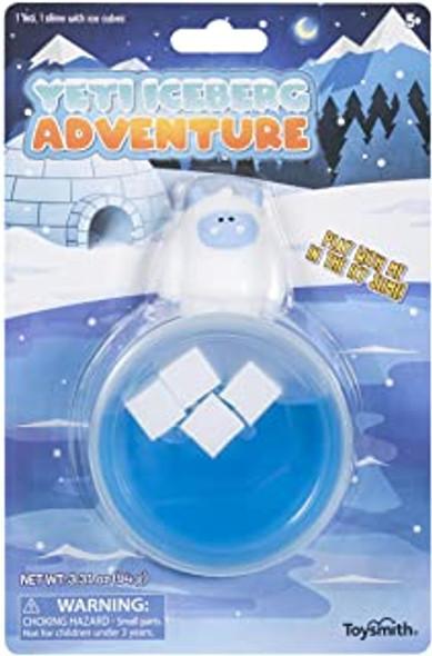 Yeti Iceberg Adventure