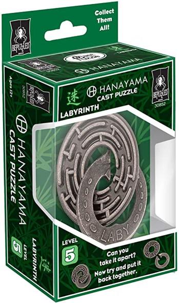 Labyrinth Cast Puzzle Level 5