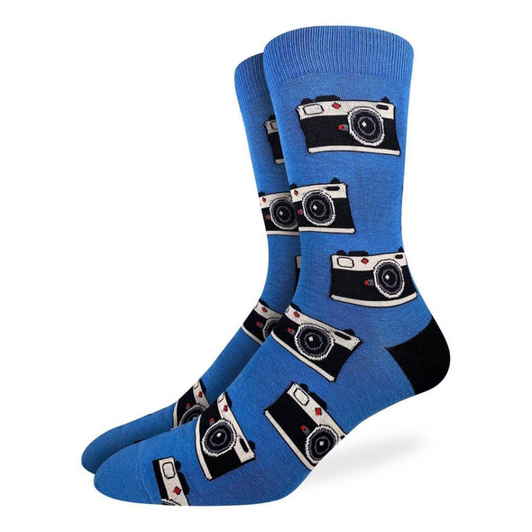 Camera Socks Size 5-9
