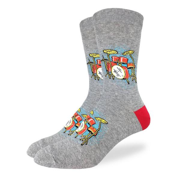 Drums Socks Size 7-12