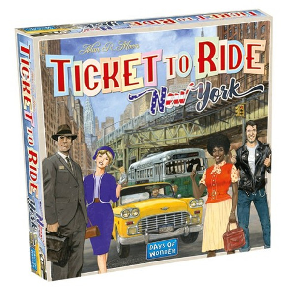 Ticket to Ride Express New York