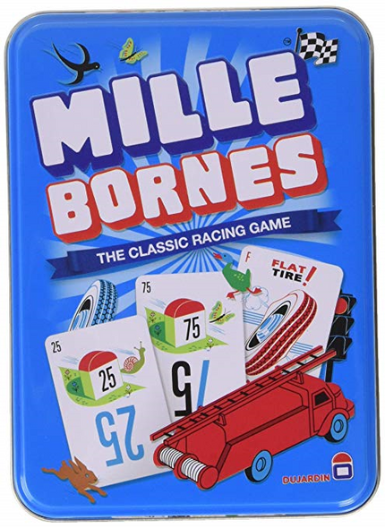Mille Bornes The Classic Racing Game