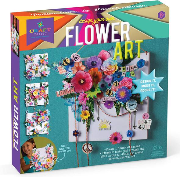 Design Your Own Flower Art