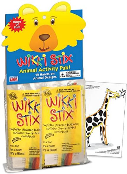 Wikki Stix Animal Activity Pak