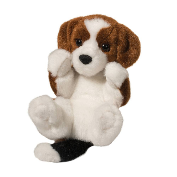 Lil Handful Beagle Plush