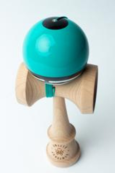 Teal Boost Radar Kendama