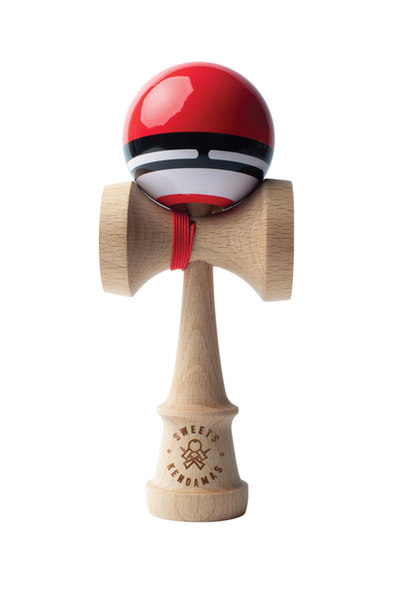 Red Boost Radar Kendama