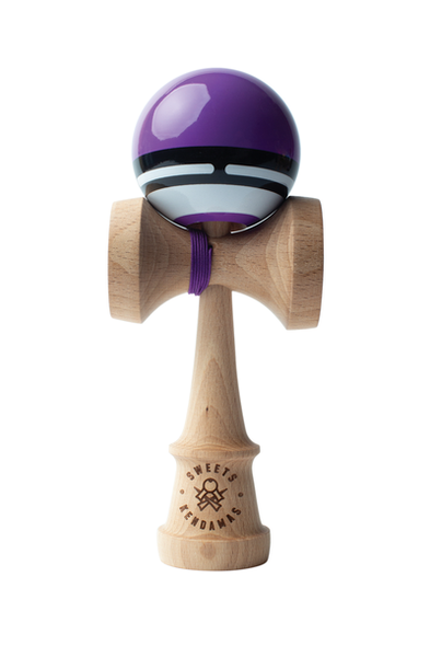 Purple Boost Radar Kendama