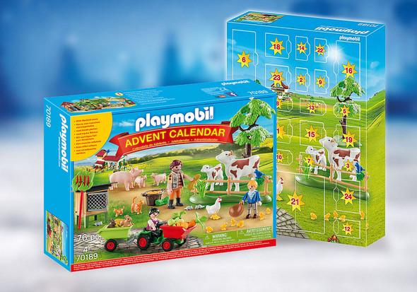 Farm Advent Calendar