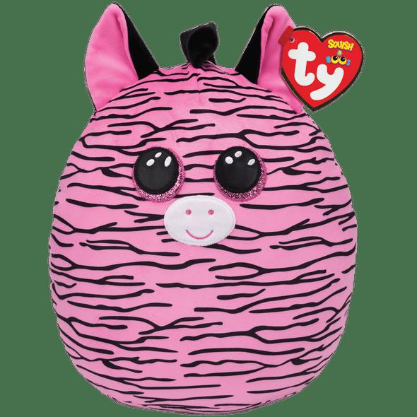 Zoey Zebra Squish-a-Boo