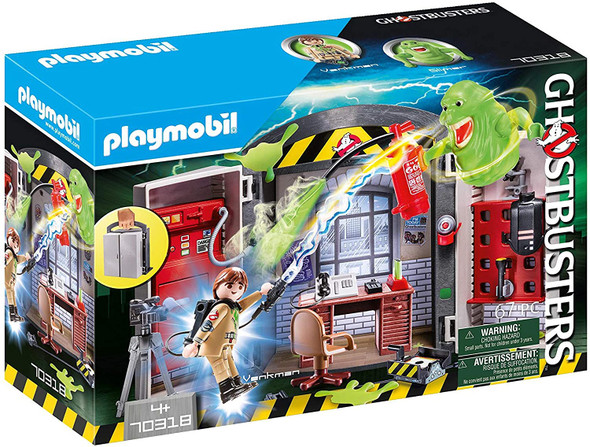 Ghostbusters Play Box