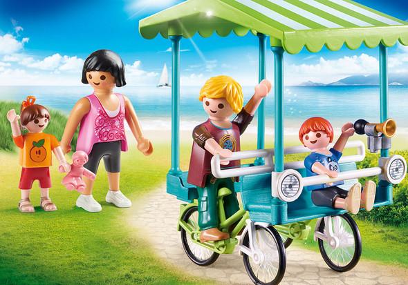 Family Bicycle Fun
