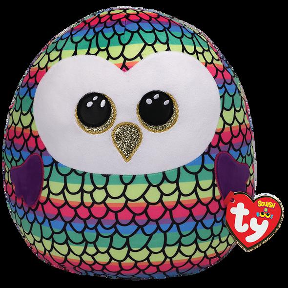 Owen Owl Squish-a-Boo