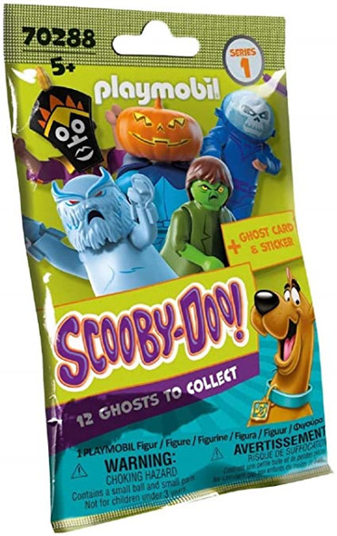 Scooby Doo Mystery Figures Series 1