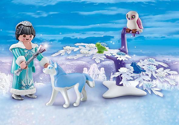 Ice Princess Carry Case