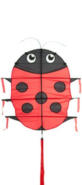 Flapping Lillie Ladybug Kite