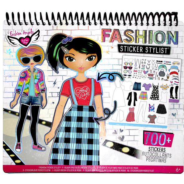Fashion Sticker Stylist Set