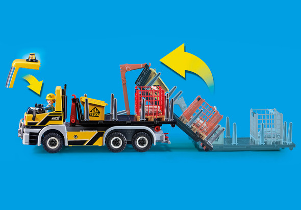 Interchangeable Truck