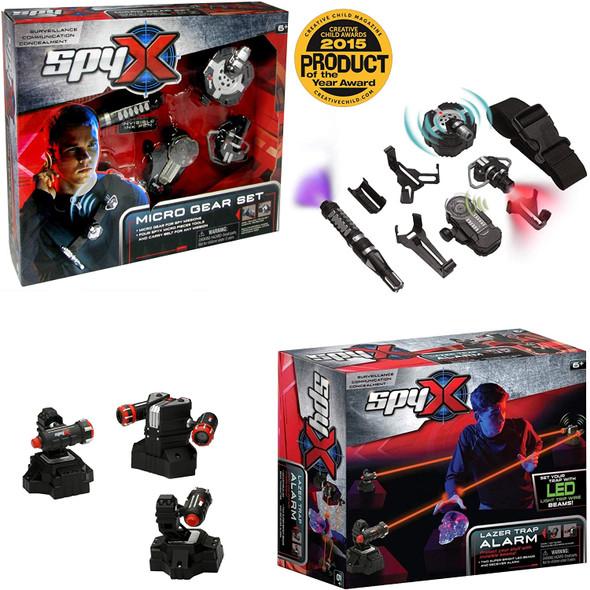 SpyX Micro Gear