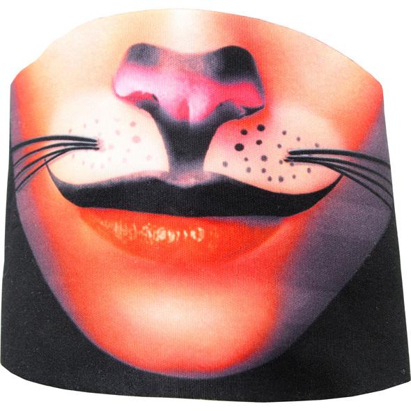 Washable Novelty Cat Mask - Adult Size