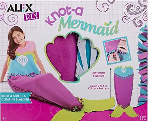 Knot-A-Mermaid Kit
