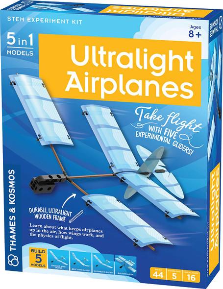 Ultralight Airplanes STEM Experiment Kit