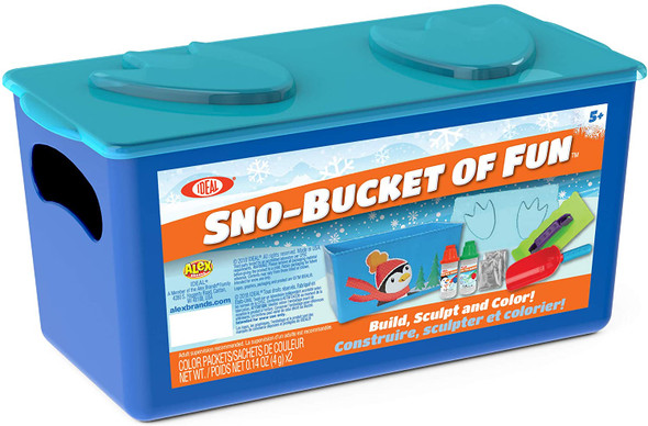 Sno-Bucket of Fun