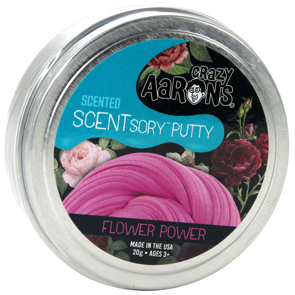 Flower Power - Fierce Floral Perfume SCENTsory Putty