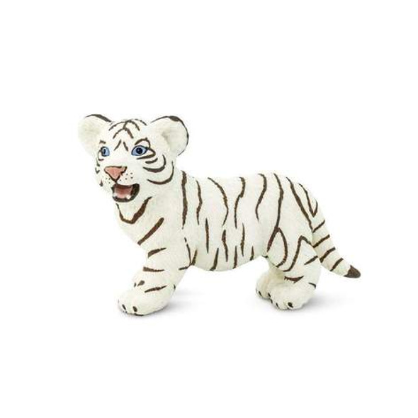 White Bengal Tiger Figurine
