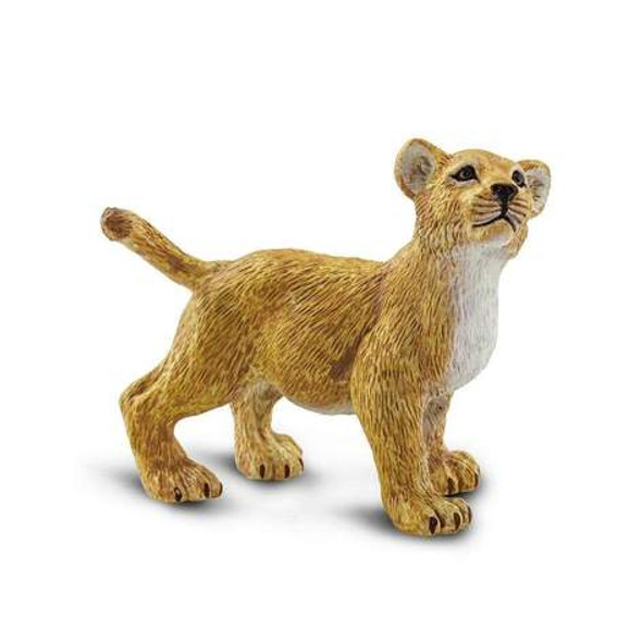 Lion Cub Figurine