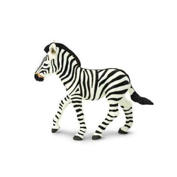 Zebra Foal Figurine