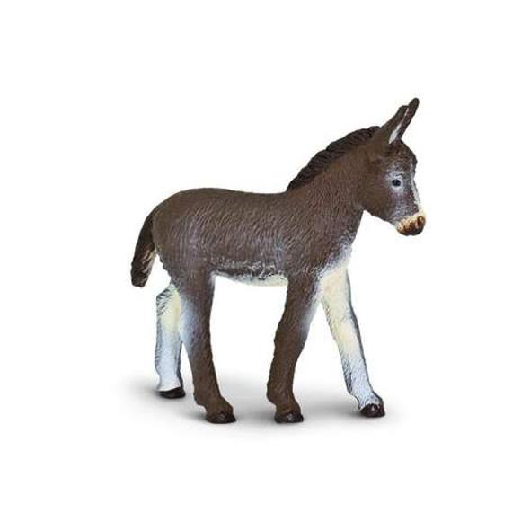 Donkey Foal Figurine