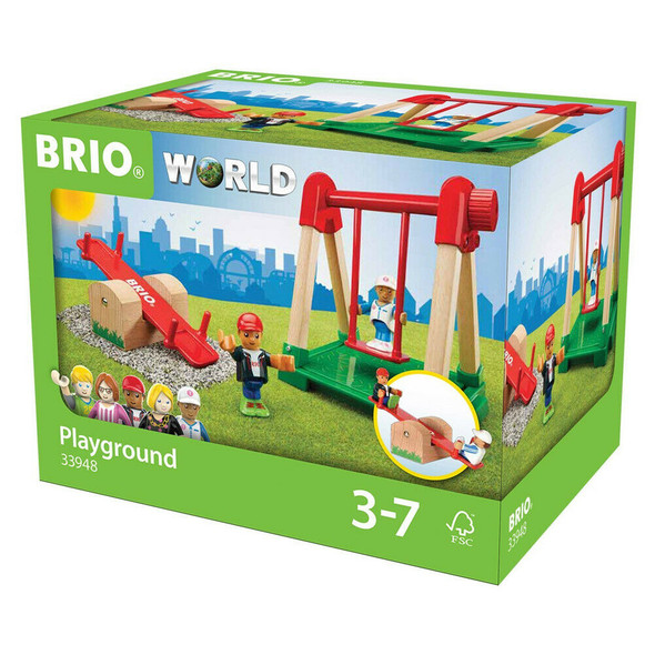 Brio World Playground