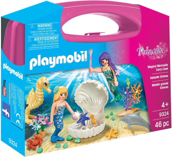 Magical Mermaids Carry Case Carry Case