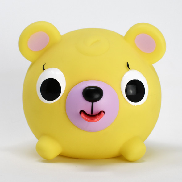 Jabber Ball Jr Yellow Bear
