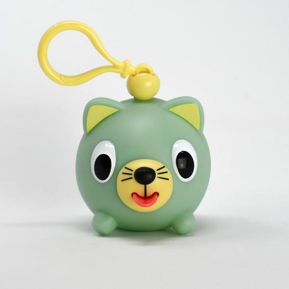 Jabber Ball Jr Green Cat
