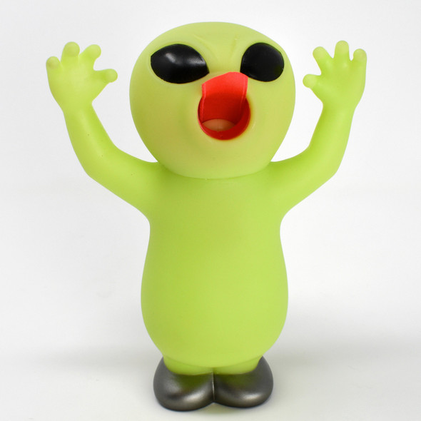 Jabber Glow-In-The-Dark Alien