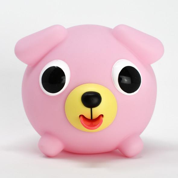 Jabber Ball Pink Dog
